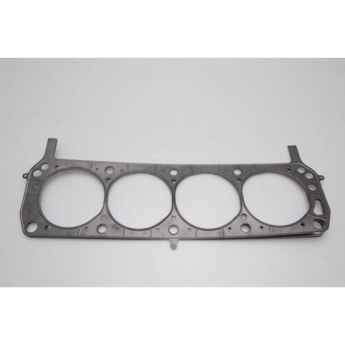 """Cometic Cylinder Head Gasket C5482-060; MLS Stainless .060/"""" 4.125/"""" Bore for Ford"""