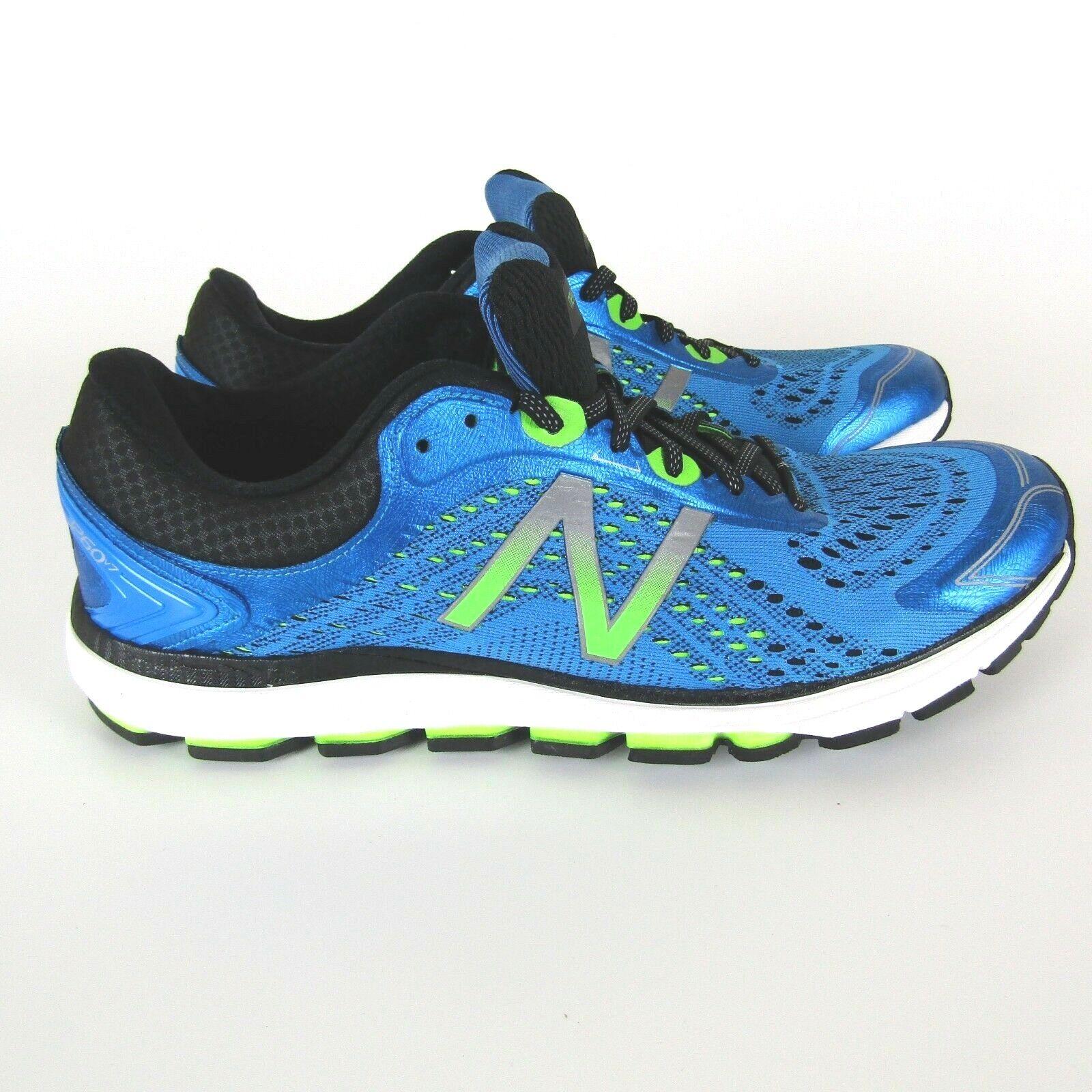 New Balance 1260v7 Men's 12.5 2E Wide bluee Running Cross Training shoes M1260BG7