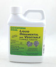 Southern Ag Daconil Liquid Ornamental and Vegetable Fungicide 16oz. Pint
