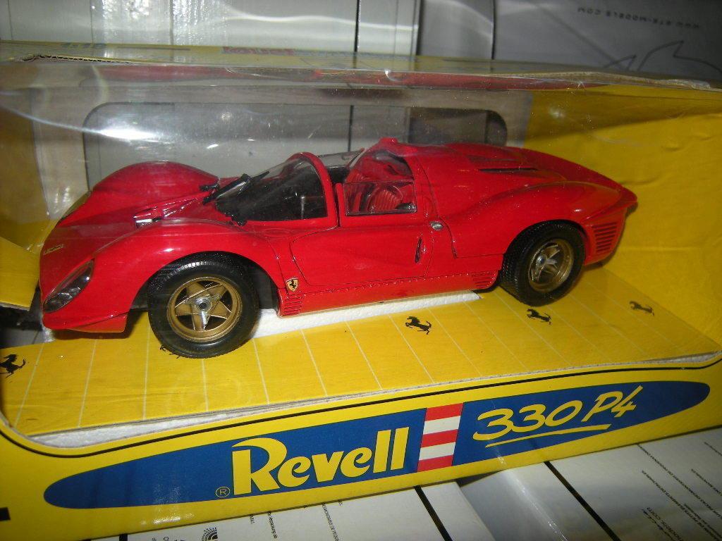 1 18 Jouef Evolution Ferrari 330 P4 rot rot OVP