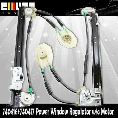 Power Window Regulator /& Motor Rear Right Passenger Side for E39 528i 540i 97-99