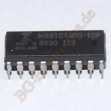 1 X Mb81c1000 10p General Purpose Dynamic Random Access Memory Page Fashion Fujitsu Dip 18 1pcs