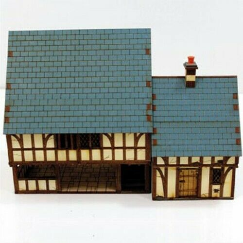 4GROUND Market Hall /& Cottage Collection 28S-ECW-S2 28mm