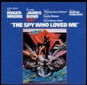 The-Spy-Who-Loved-Me-Various-Artists-NEW-CD
