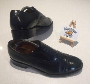 Mens Loake 201B Classic Black Brogue