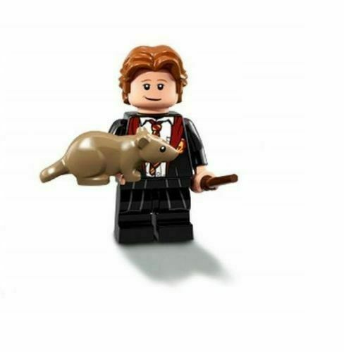 LEGO FIGURINE POLYBAG MINIFIGURINE HARRY POTTER N° 18 TINA GOLDSTEIN