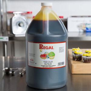 Food Coloring 1 Gallon Bulk Egg Yellow 732146130449 | eBay