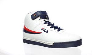 Fila-Mens-Vulc-13-Mid-Plus-White-Fashion-Sneaker-Size-11-5-1541667