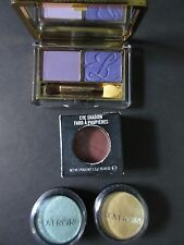Mixed Cosmetic  Estee Lauder Blush, MAC, and Covergirl