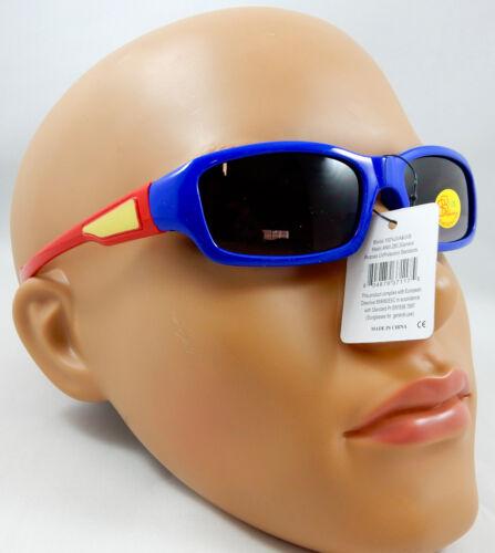 NEW KIDS SIZE Children Boys Girls Blue Red Yellow Sunglasses Lenses Style D