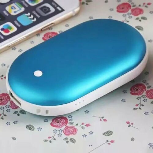 Rechargeable Hand Warmer 5200mAh USB Electric Power Bank//Hand Warmers ReusabJC