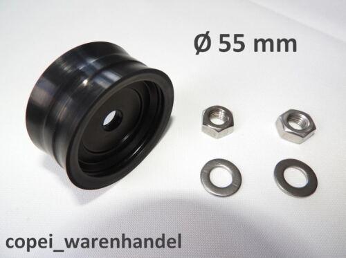 Ersatzteil Kolben Durchmesser Ø 55 mm für Kolbenpumpe Wasserpumpe