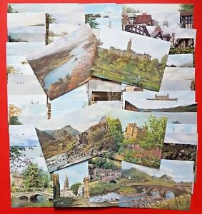Beautiful-Collection-of-67-Brand-New-UK-Art-Postcards-by-Sue-Firth-amp-Pat-Bell