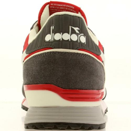 Details about  /$95.00 Diadora Men Titan II red roccoco red pewter 158623C5930
