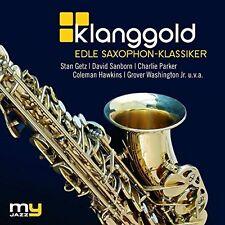 Klanggold-Edle Saxophon-Klassiker (2009) Oliver Nelson, Charlie Parker, G.. [CD]
