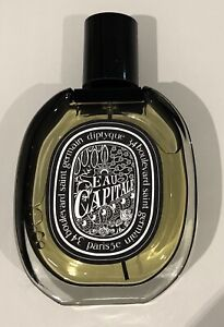 Diptyque Eau Capitale 75ml Eau De Parfum New.