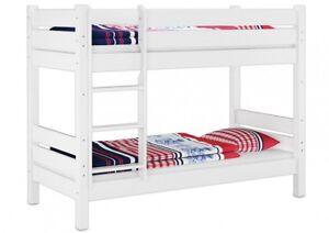 Etagenbett Teilbar Holz : Etagenbett hochbett teilbar rollroste matratzen