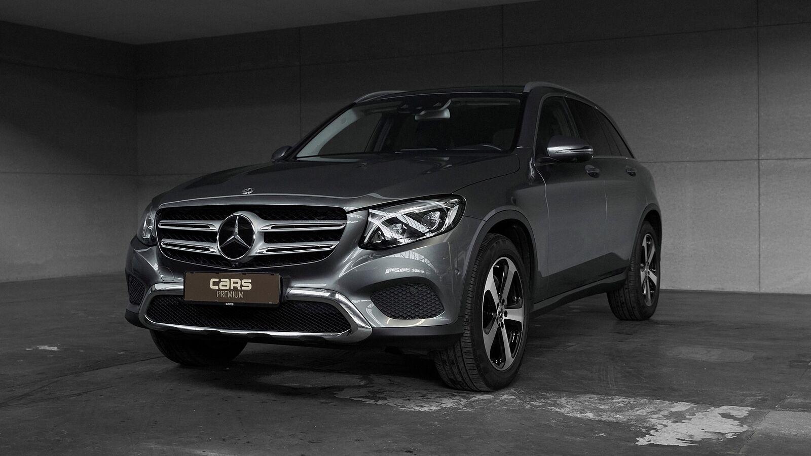 Mercedes GLC250 d 2,2 aut. 4-M 5d - 3.850 kr.