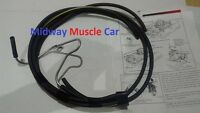 Thermo Controlled Ported Intake Vacuum Switch Hose Kit 68 Pontiac Gto Firebird
