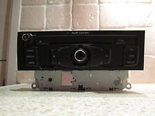 AUDI A4 A5 SAT NAV CONCERT RADIO CD PLAYER STEREO HEAD UNIT PANASONIC 8T2035186C