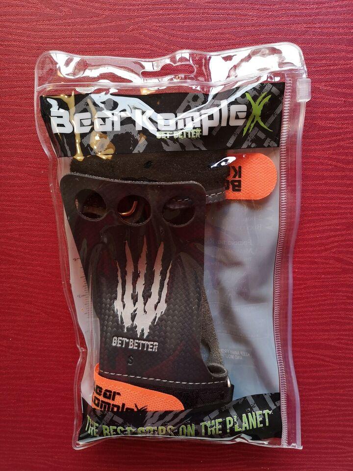 Greb, Bear KompleX carbon grips