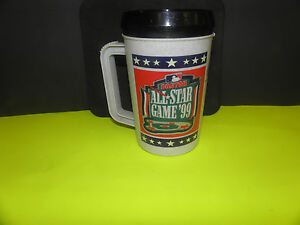 MLB-1999 BOSTON ALL-STAR GAME @FENWAY PARK LOGO'S COMMEMORATIVE MUG- NEW
