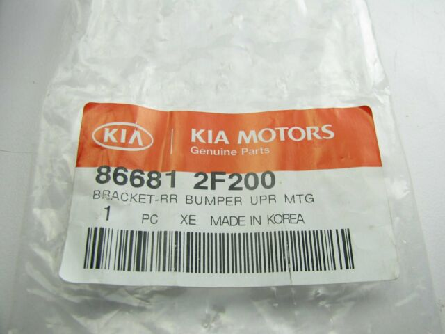 New Rear Bumper Upper Mounting Bracket For 05-09 Spectra HATCHBACK 866812F200