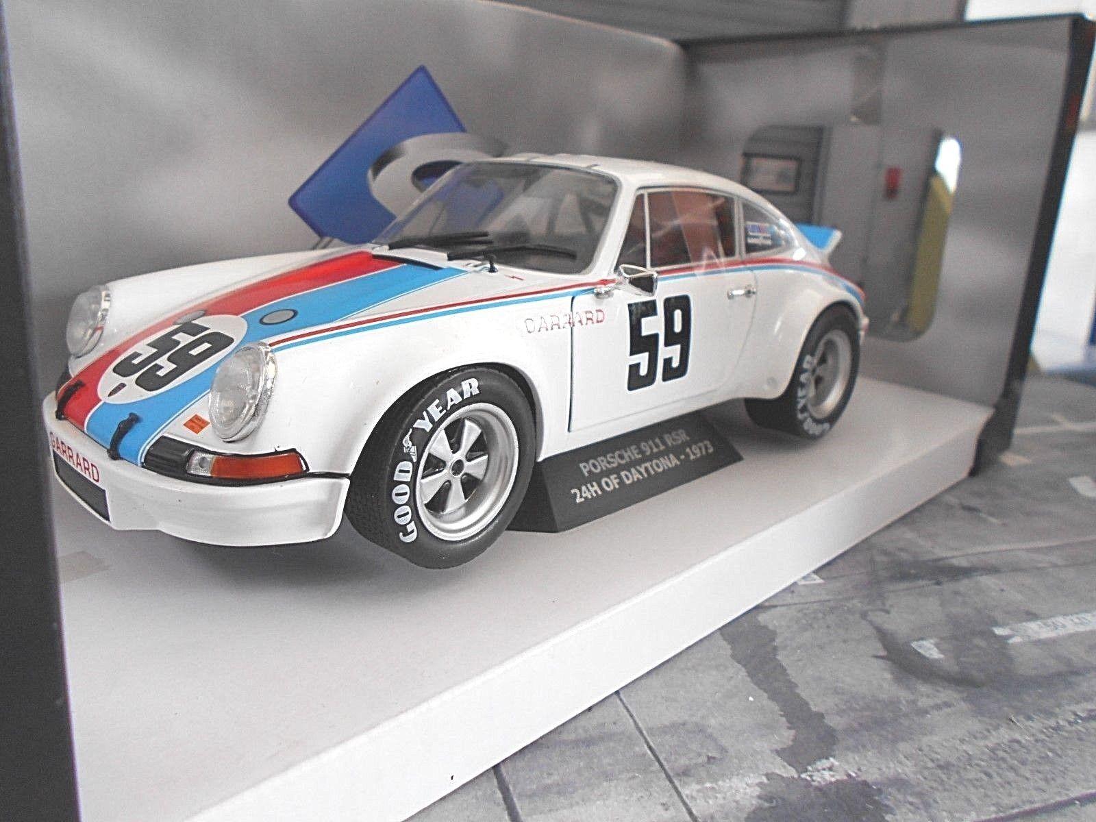 PORSCHE 911 RSR 2.8 Brumos Racing  59 24 H DAYTONA Win Gregg Haywood SOLIDO 1 18