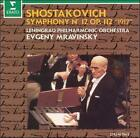 "Shostakovich: Symphony No. 12 ""1917"" (CD, Jul-1992, Erato (USA))"