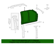 96-11 Ford Lincoln Mercury Door Locks Set Pair Original Supplier OEM NOS Vic