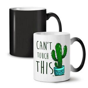 Cactus Funny NEW Colour Changing Tea Coffee Mug 11 oz | Wellcoda