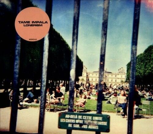 1 of 1 - Lonerism by Tame Impala CD - NEW & SEALED - 2012  [ Digipak ]