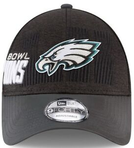 dab676f60 Image is loading Philadelphia-Eagles-Super-Bowl-LII-Champions-Locker-Room-