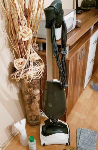 Vorwerk Vacuum Cleaner VK150 SP530 Suction Wiper with Dosing Bottle koboclean and working