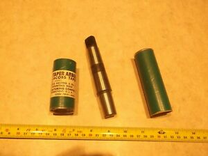 JACOBS Drill Chuck Arbor A0303 #3 Morse Taper #3 Jacobs Taper