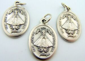 Our-Lady-Of-San-Juan-De-Los-Lagos-Double-Sided-Sacred-Heart-of-Jesus-Medal-LOT-3