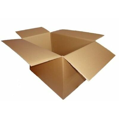 Double Wall Cardboard Boxes Heavy Duty Packing Packaging Select Size & Qty