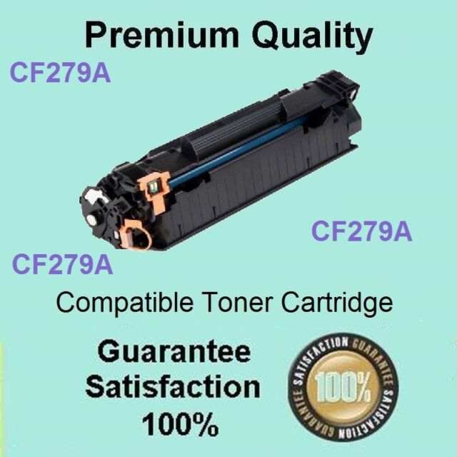 2x CF279A CF279 79A Compatible for HP Laserjet Pro M12A M12W  MFP M26A MFP M26NW