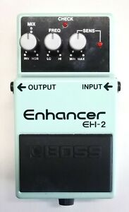 BOSS-EH-2-Enhancer-Guitar-Effects-Pedal-1990-26-Free-Shipping