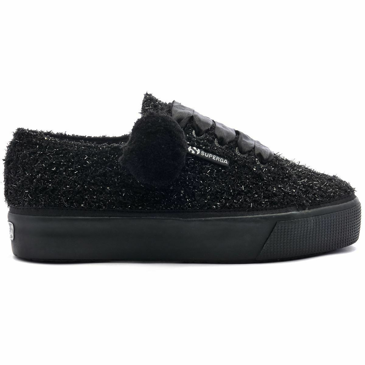 Superga 2730-SHINYBOUCLECOFURW zapatillas zapatillas 2730-SHINYBOUCLECOFURW mujer fondo Danilo Paura e691e1