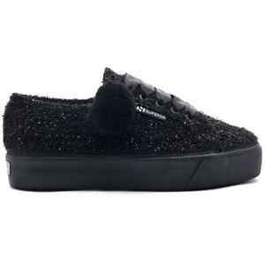 Superga-2730-SHINYBOUCLECOFURW-Sneakers-Donna-fondo-Danilo-Paura