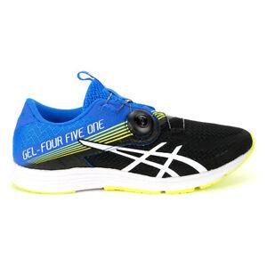 ASICS Men's Gel-451 Electric Blue/White Running Shoes T824N.400 NEW