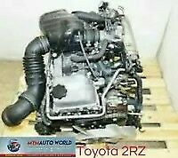 IMPORTED USED TOYOTA 2RZ ENGINES FOR SALE AT MYM AUTOWORLD