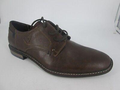 Venice Mens lace Up Shoes Brown UK 10 EU 44 LN089 OO 05 | eBay