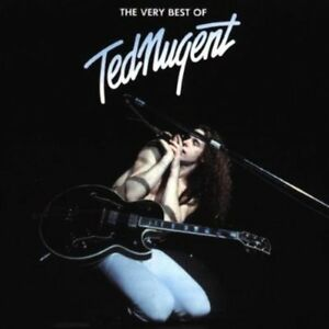 Ted-Nugent-Very-Best-of-Ted-Nugent-New-CD-Germany-Import