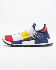 1e7ec1d31feb8 New Billionaire Boys Club x Adidas NMD Hu Pharrell Sz 14 BBC Human ...