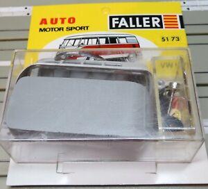 Details about Faller Ams 5173 VW Bus Kit