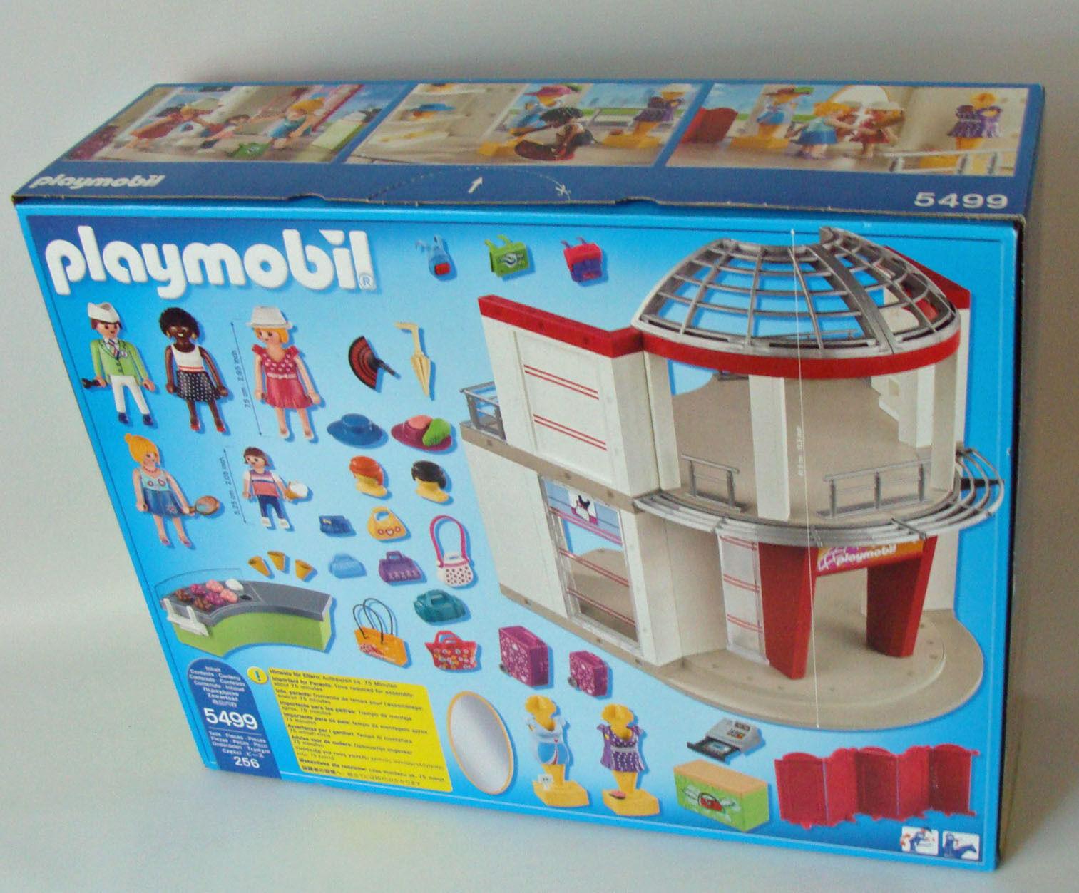 Playmobil City Life 5499 - Fashion Boutique Boutique Boutique 4-10 Jahren Neu New 7be0e6