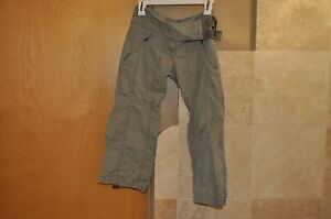 RUBBISH NORDSTROM WOMENS LONG SHORTS CAPRI PANTS SIZE 5 PREOWNED