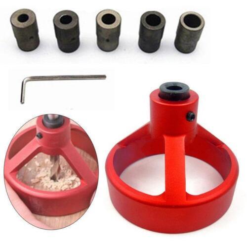 10mm Senkrecht Bohrlehre Schnellbohr Schreiner System Kit 6//7//8//9